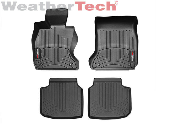 Weathertech 174 Floorliner For Bmw 7 Series Li W Xdrive 2010 2015 Black Ebay