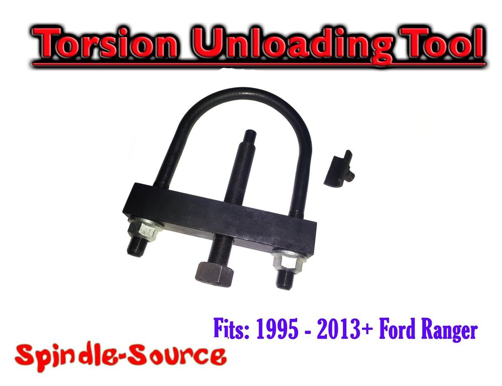 1995 2014 ford ranger torsion bar key unloading tool 4x4. Black Bedroom Furniture Sets. Home Design Ideas
