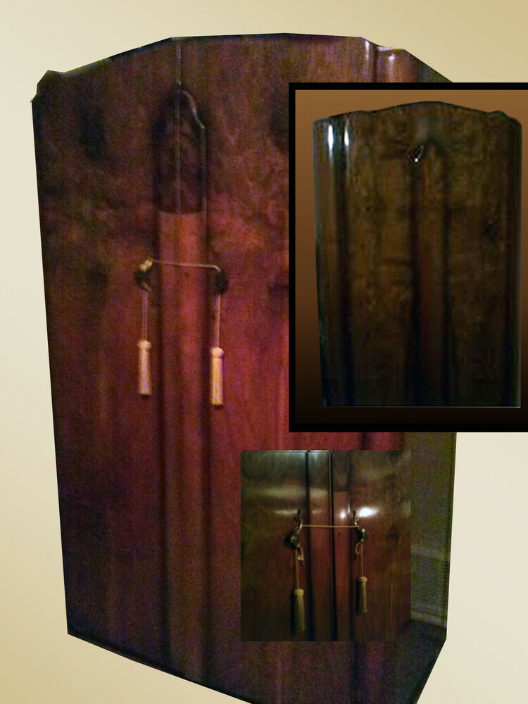 His and her antique armoire set ebay for His and hers wardrobe