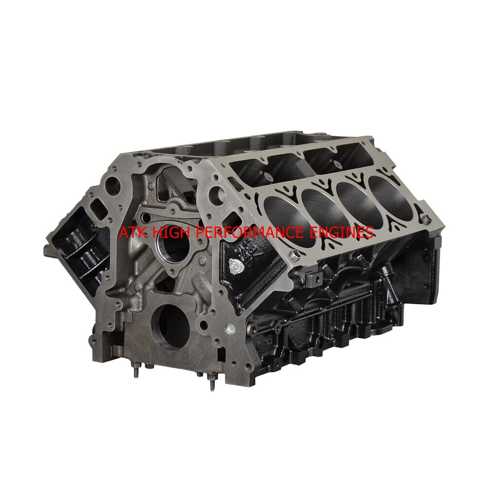 Atk Hp Chevy Gm 5 3l Bare Block Fully Machined 3 903 Quot Bore