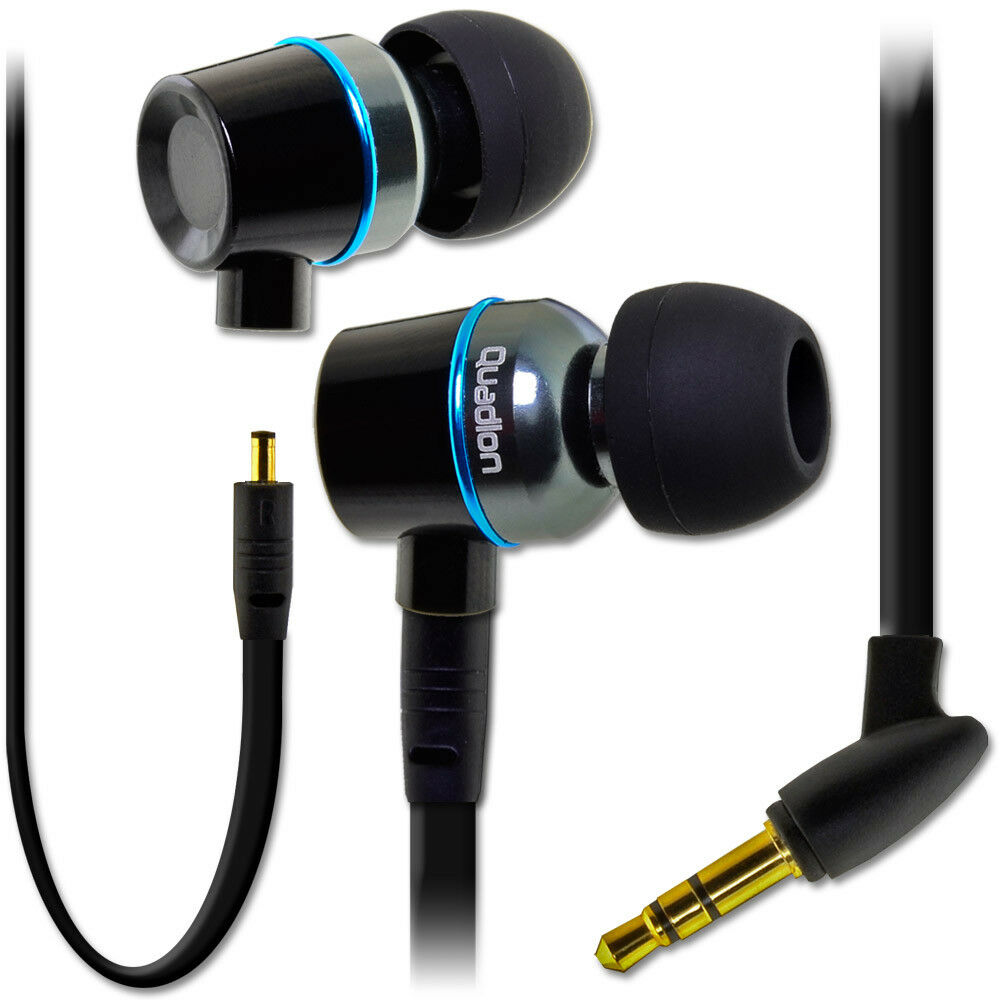 quadlon qdn80 alu highend in ear kopfh rer ohrh rer mit. Black Bedroom Furniture Sets. Home Design Ideas