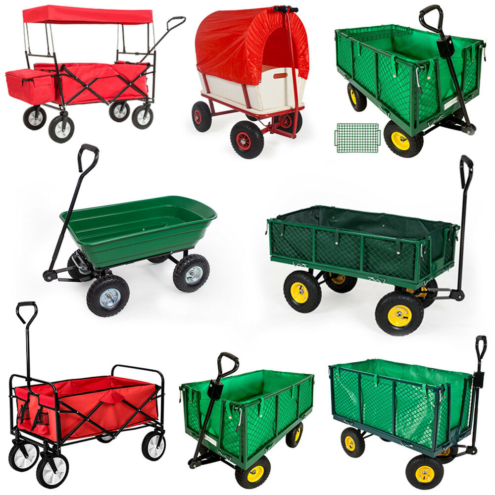 heavy duty wheelbarrow garden mesh cart trolley utility cart tipper dump ebay. Black Bedroom Furniture Sets. Home Design Ideas