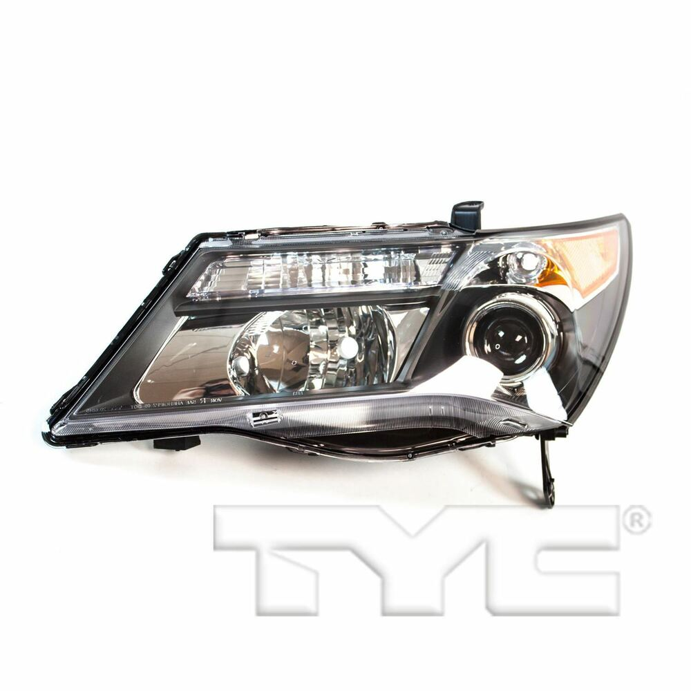 Left Side Replacement Headlight Assembly For 2007-2013