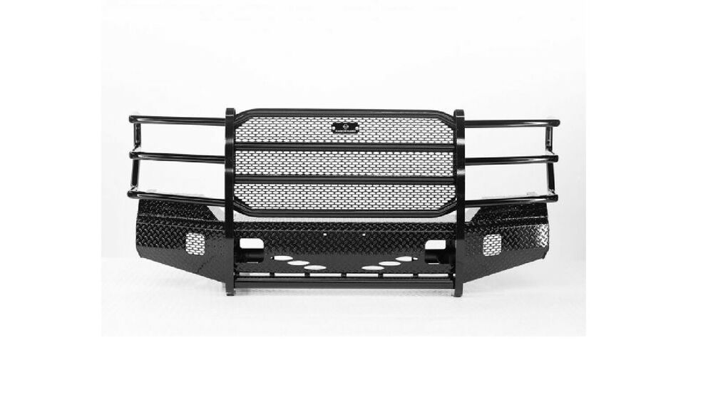 Ranch Hand FSF111BL1 Summit Series Front Bumper for Ford F ...
