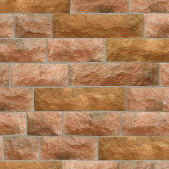 Rustic Brick Self Adhesive Wallpaper Interior Faux Wall