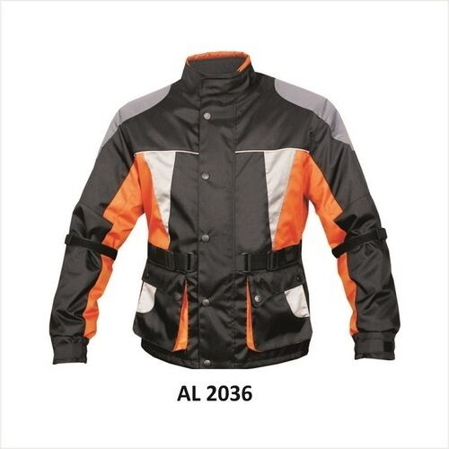 Leather kart racing jackets