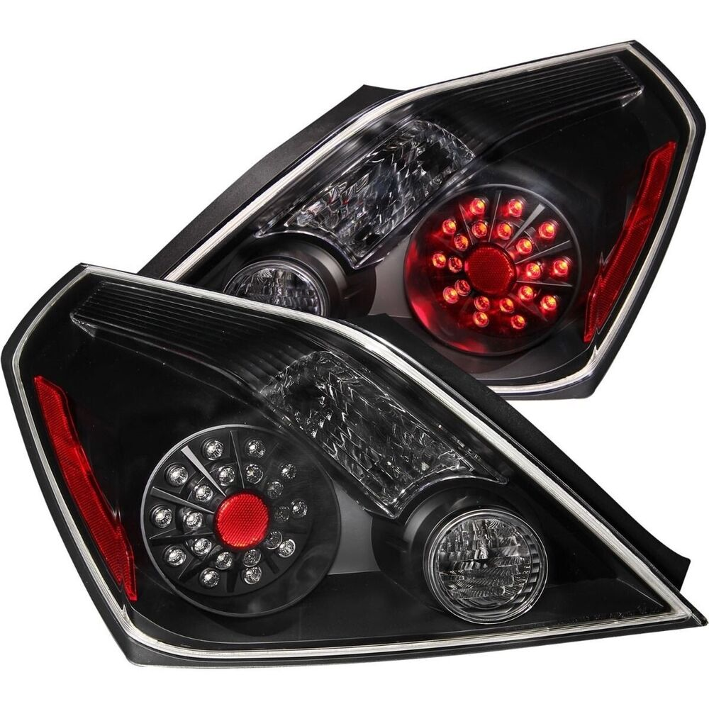 For Nissan Altima 2008 2013 L E D Tail Lights Tail Lamps
