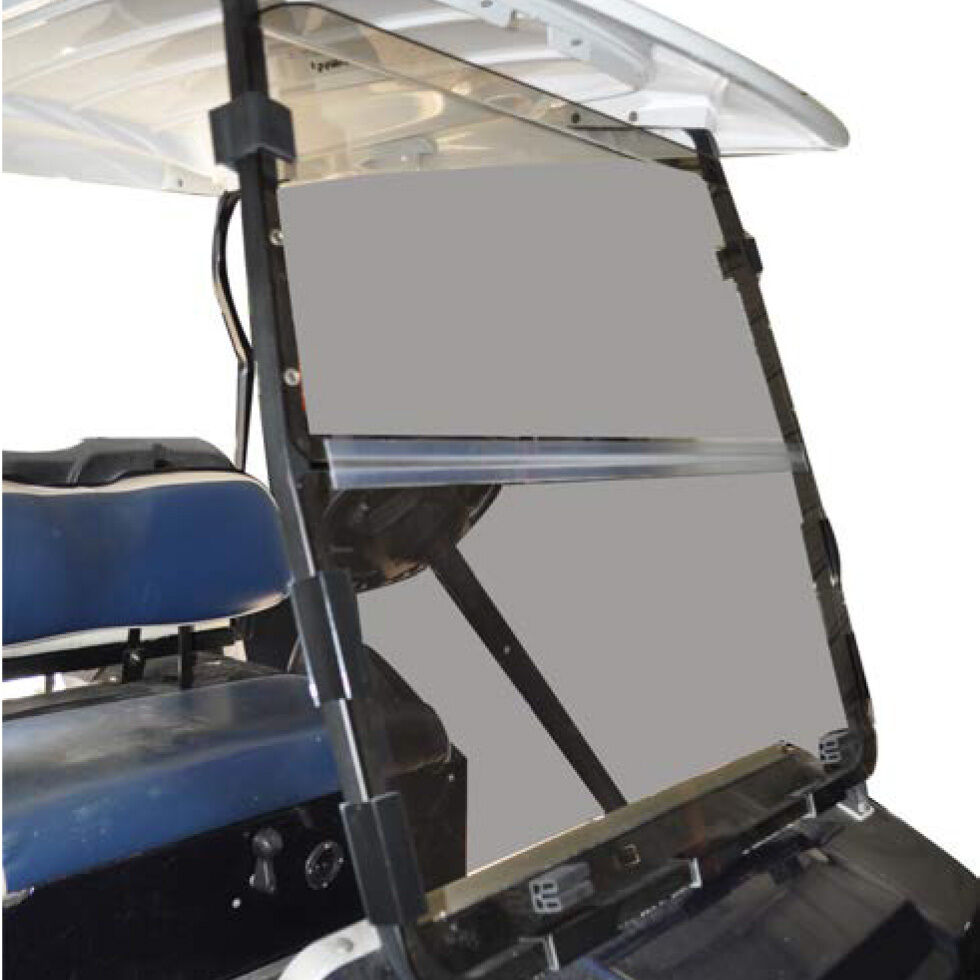 RecPro™ Club Car DS golf cart Clear Windshield with ...