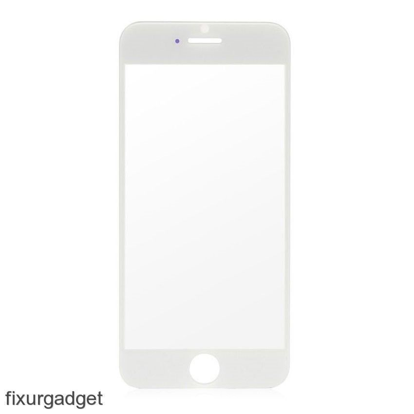 iphone 6 plus glass replacement apple iphone 6 4 7 quot white front lcd outer glass screen 2603