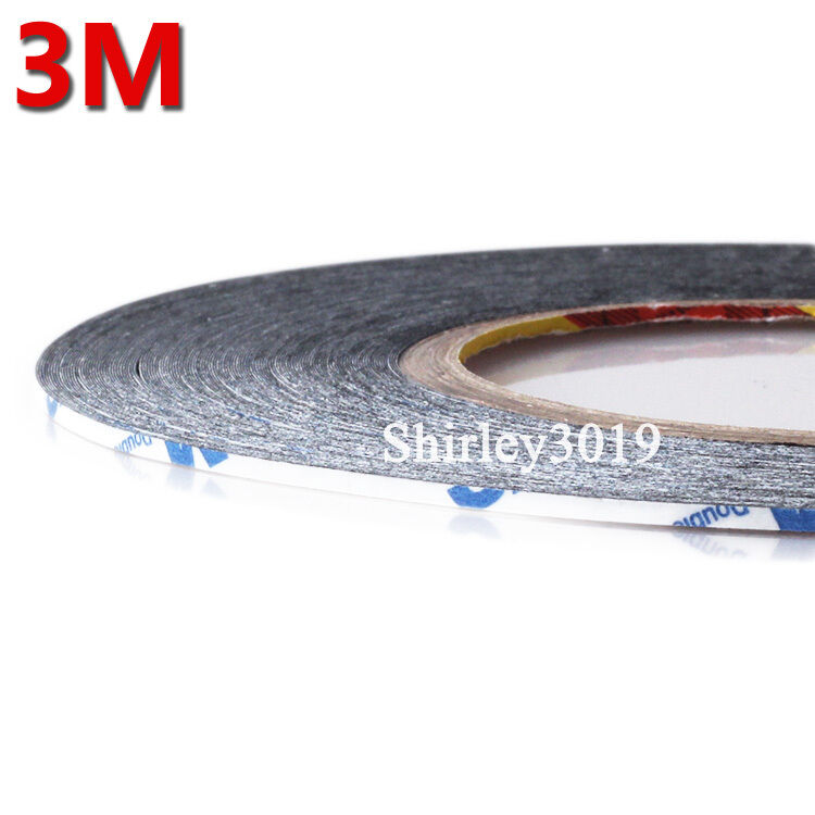Cinta Adhesiva Doble Cara 4 Mm 3m Double Sided Sticky Tape