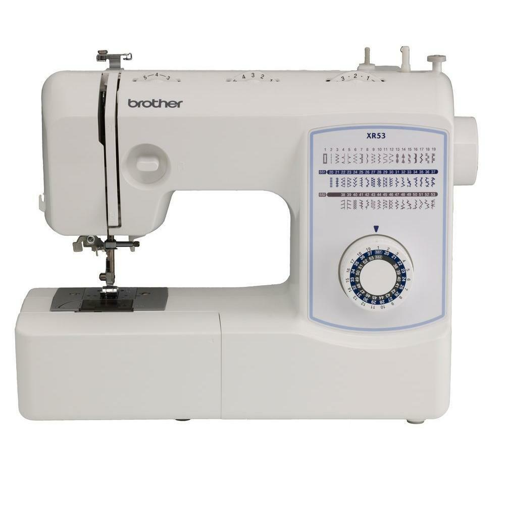 Brother XR53 XR 53 Sewing Machine 53 Built-in Stitches | eBay