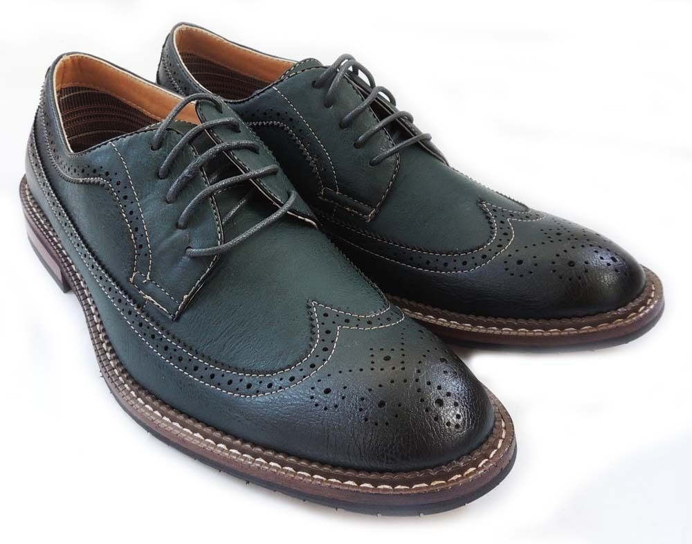 Wing Tip Shoes Mens Fashion