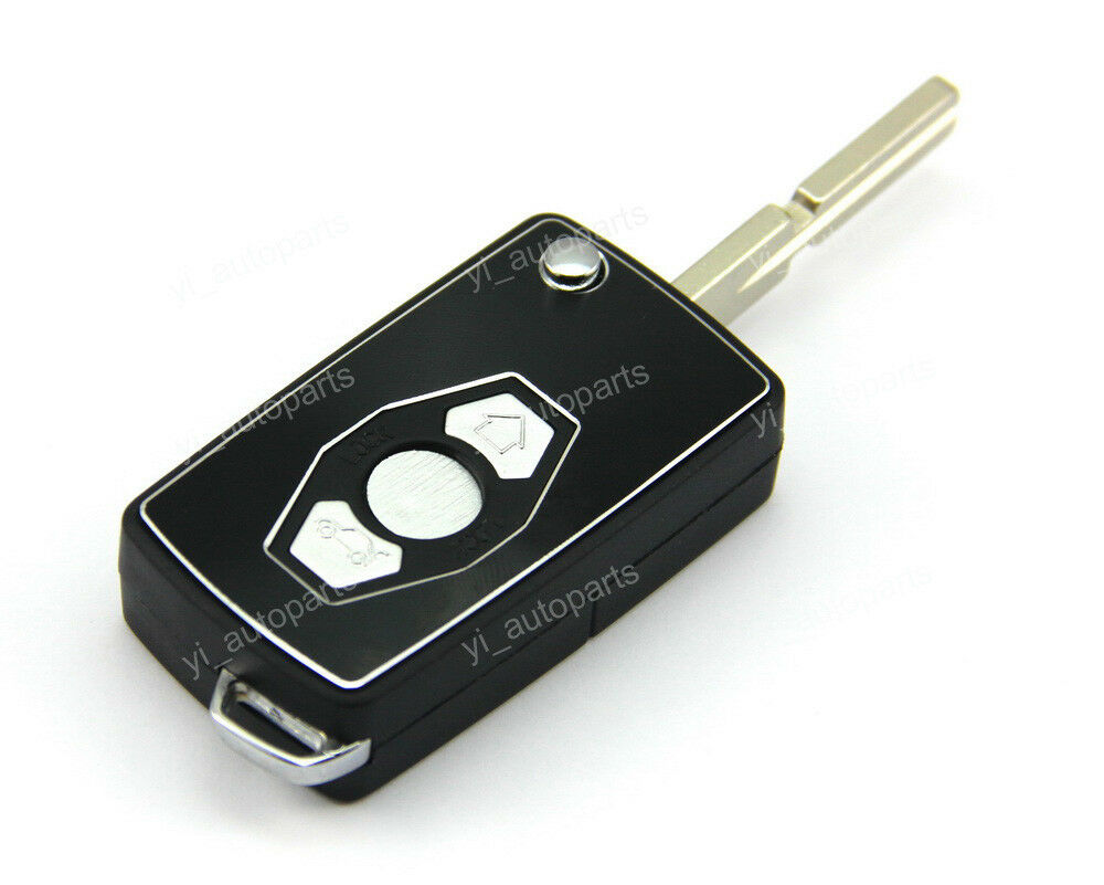 Flip Remote Key Shell Case For Bmw 3 5 7 Series Z3 Z4 X3