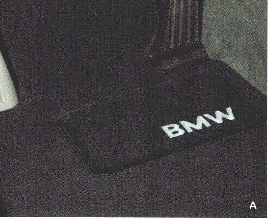 Bmw E90 E91 3 Series Genuine Carpeted Floor Mat Set Mats
