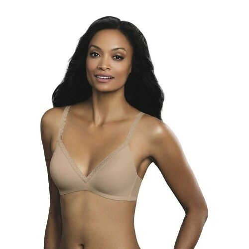 Simply Perfect by Warner's Women's Invisible Wireless Bra ...