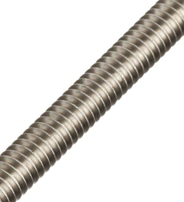 Stainless steel allthread threaded rod threads