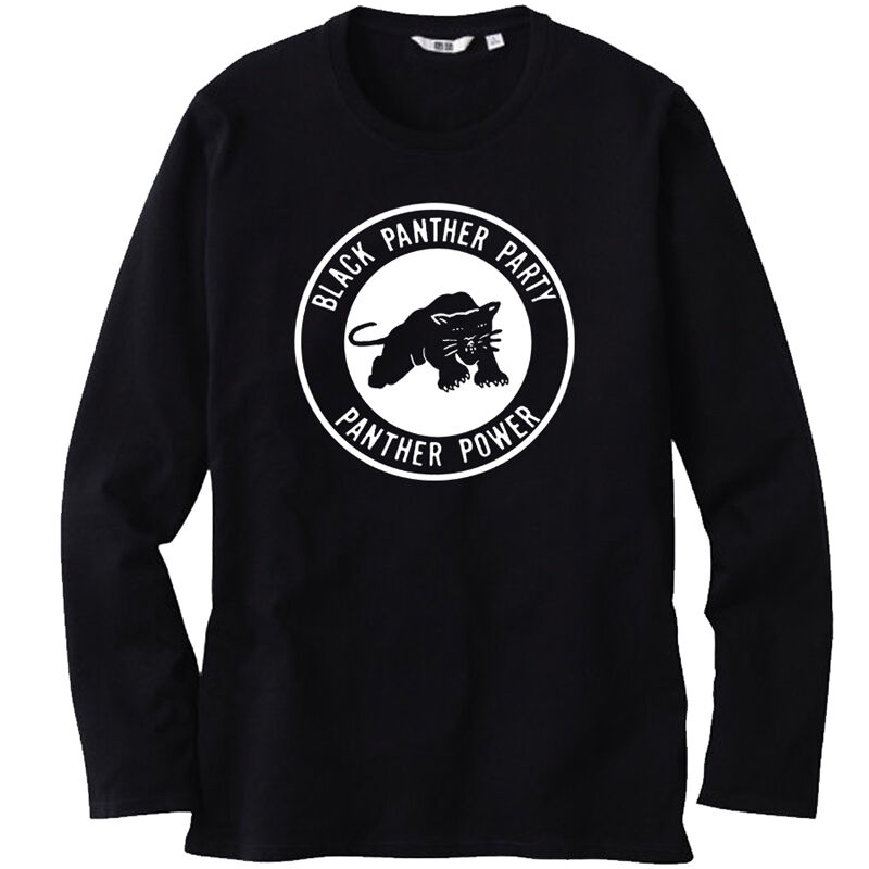 black panthers party t shirts