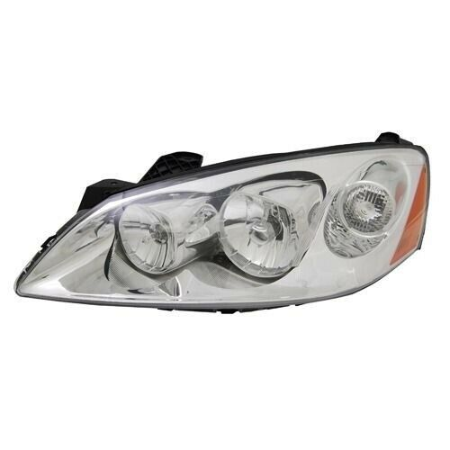 Left Side Replacement Headlight Assembly For 2008