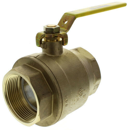 Watts water flow control valve quot brass ball