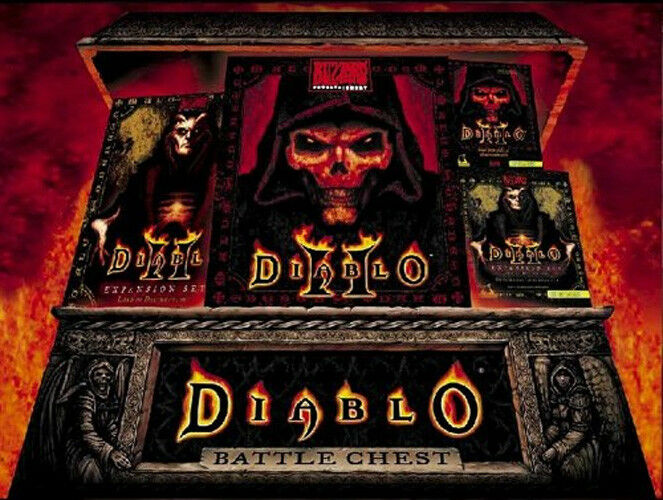 Diablo 2 Battlechest inkl. Lord of Destruction EU PC CD Key Download Code | eBay