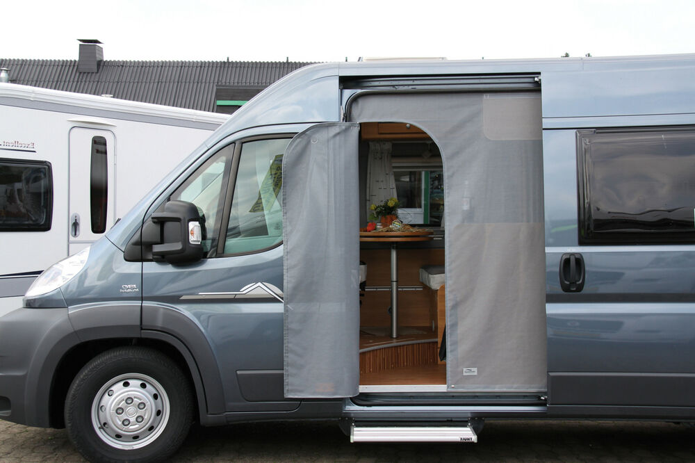 Mosquito Insect Curtain Fiat Ducato Boxer Sliding