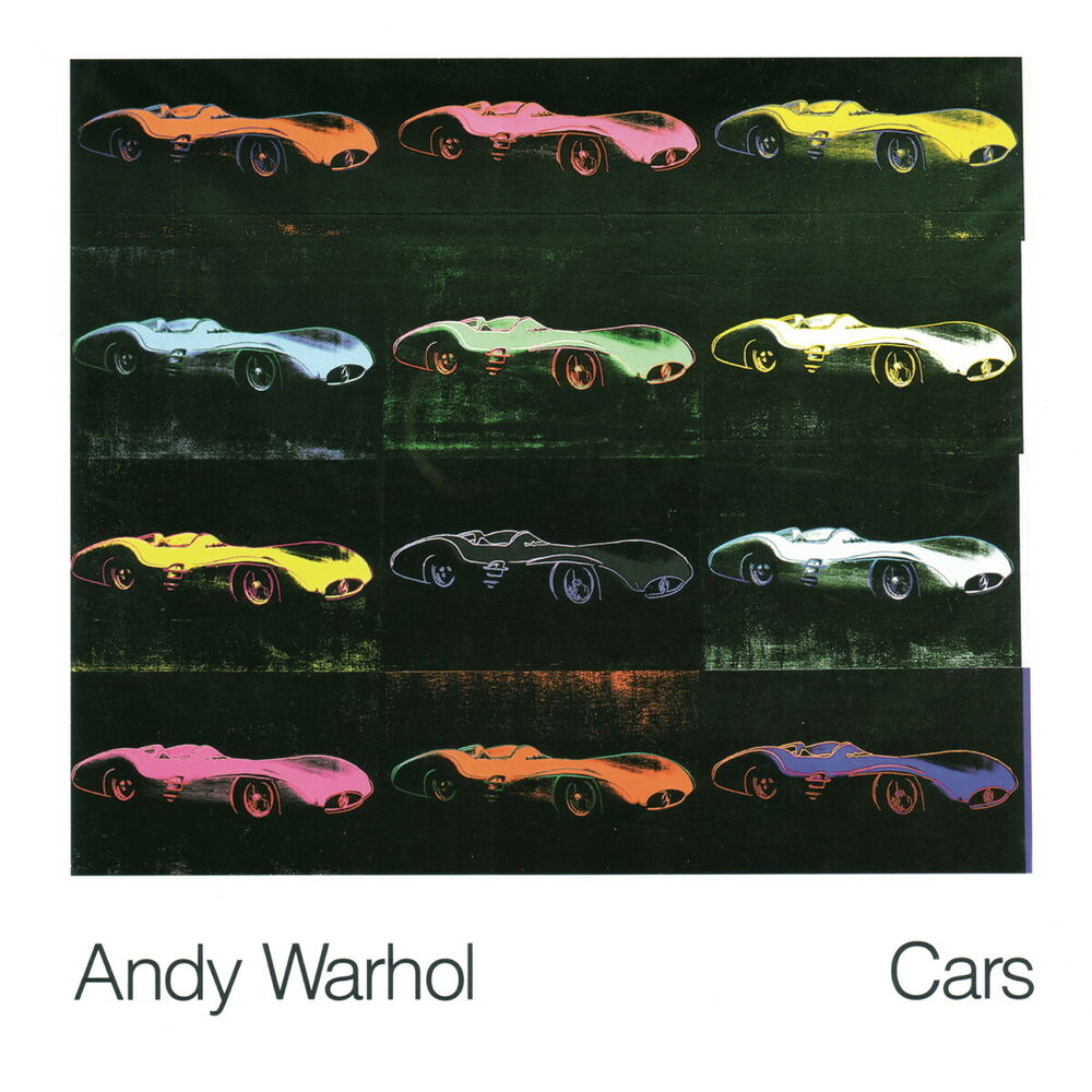 andy warhol formula 1 car w 196 r 1954 1989 poster ebay. Black Bedroom Furniture Sets. Home Design Ideas
