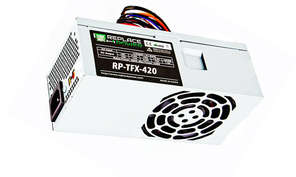 replacement power supply for hp tfx0220d5wa 504966