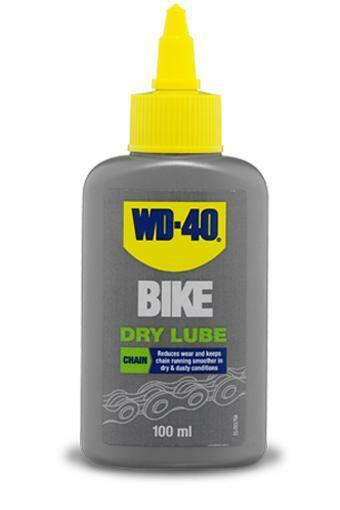 Wd40 Bike Bicycle Dry Chain Lube Lubricant For Dry Dusty