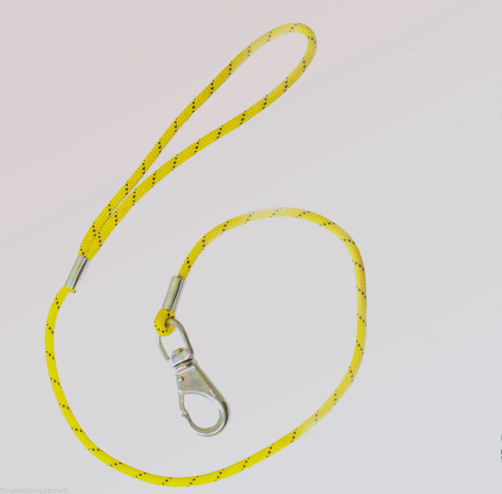 Chain Saw Strap With Ring