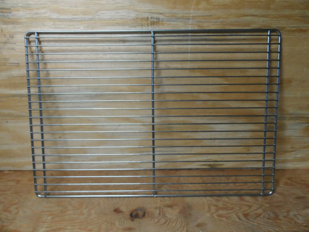 17 Quot X 25 Quot Commercial Oven Rack Full Size Used Ebay