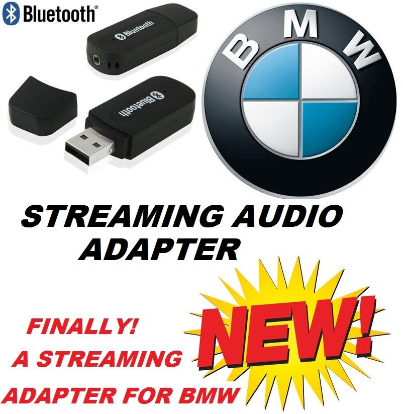 new bmw bluetooth streaming usb adapter kit module android. Black Bedroom Furniture Sets. Home Design Ideas