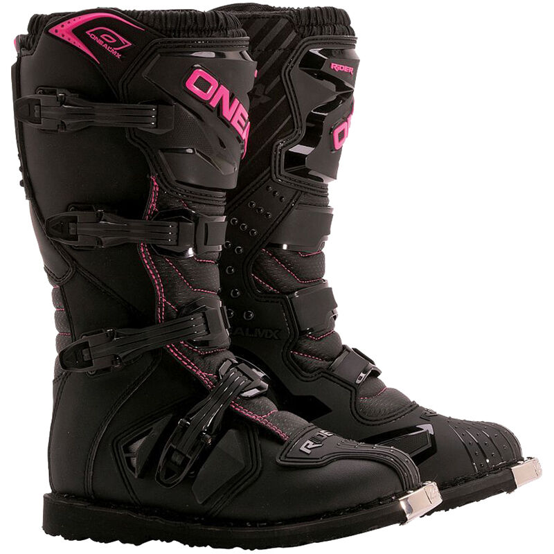Boots for Riders of Off-Road Bike