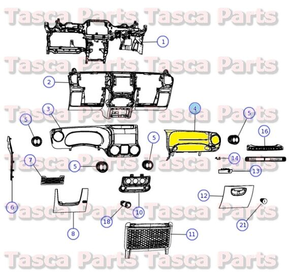 Jeep Wrangler Parts And Accessories Ebay
