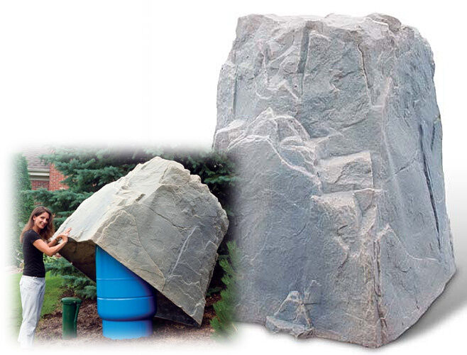 Dekorra Fake Rock 114fs Fieldstone Well Pressure Tank