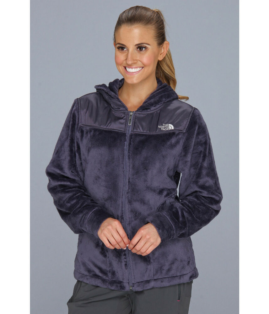 tnf women oso hoody jacket nwt size medium ebay. Black Bedroom Furniture Sets. Home Design Ideas