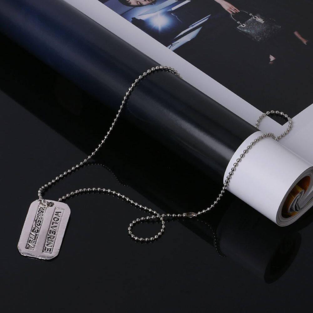 Military Necklace Chain