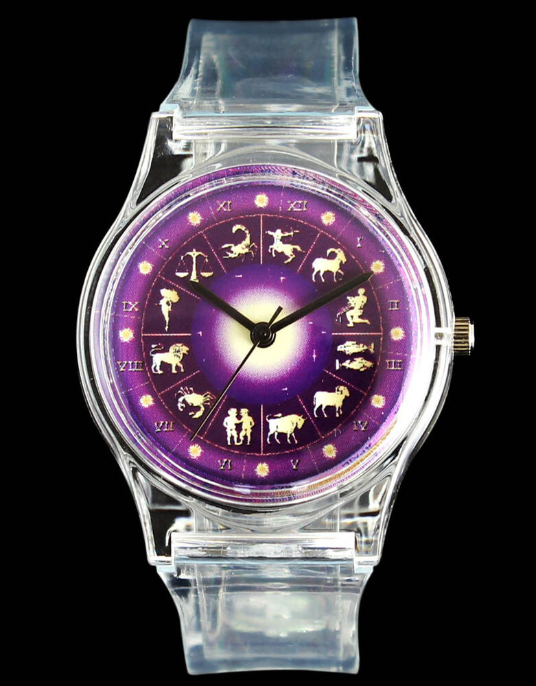 New novelty 12 constellation compass cartoon watches children kids wrist watch ebay for Watches with compass