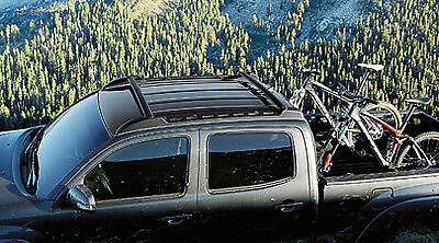 2017 Toyota Tacoma Factory Roof Rack For Double Cabs Only