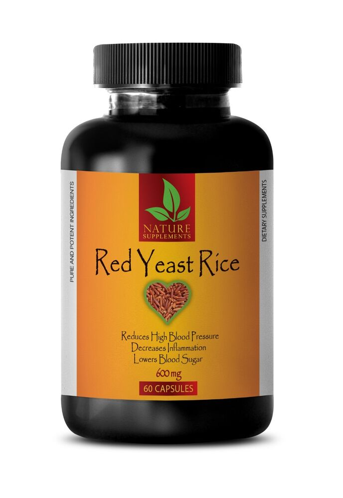 Cholesterol red yeast rice