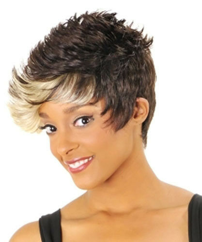 Chade New Born Free Synthetic Wig Wild Cat 4 Med Brown