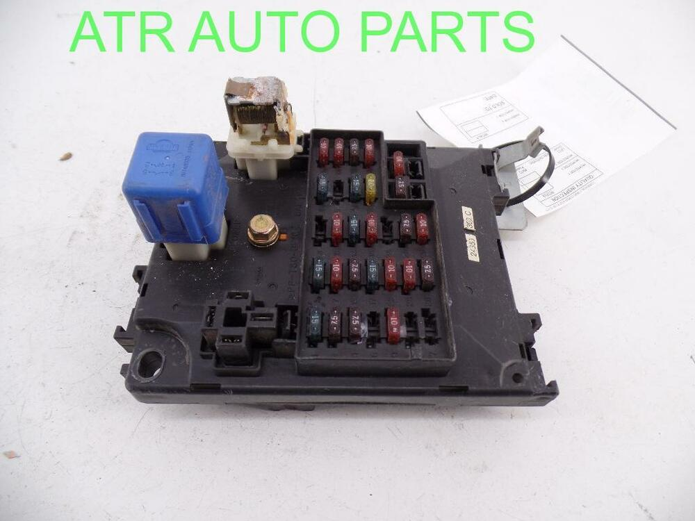 96 97 98 99 Nissan Pathfinder Engine Fuse Relay Box Unit