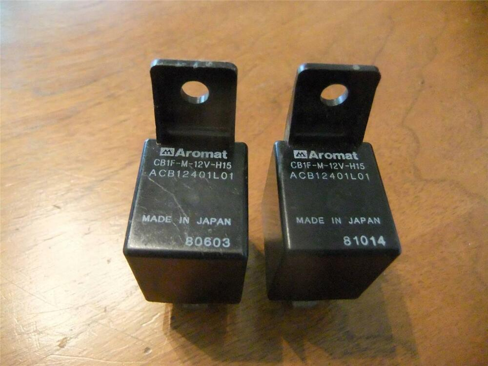 boss sealed replacement relay pair msc04294 snow plow. Black Bedroom Furniture Sets. Home Design Ideas