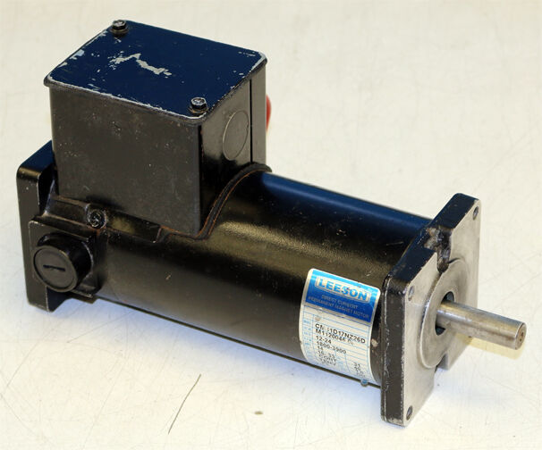 leeson m1120046 00 direct current permanent magnet motor