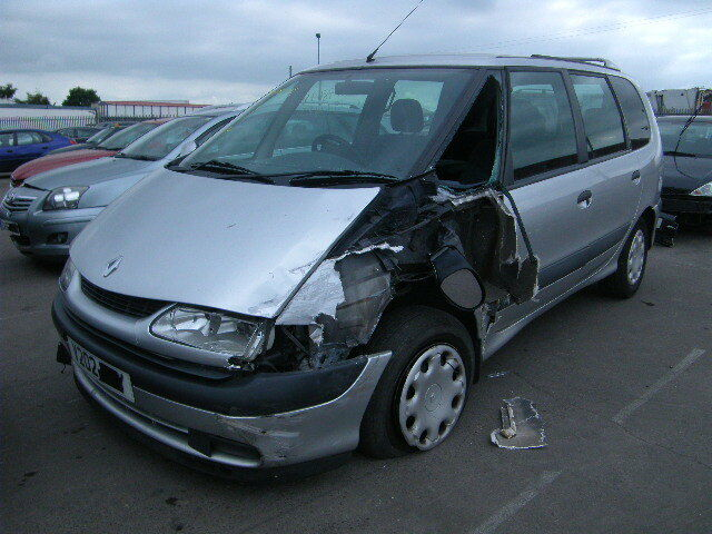 renault espace iii 1997 2003 interior uch relay breaking spares parts 2 0 2 2 ebay. Black Bedroom Furniture Sets. Home Design Ideas