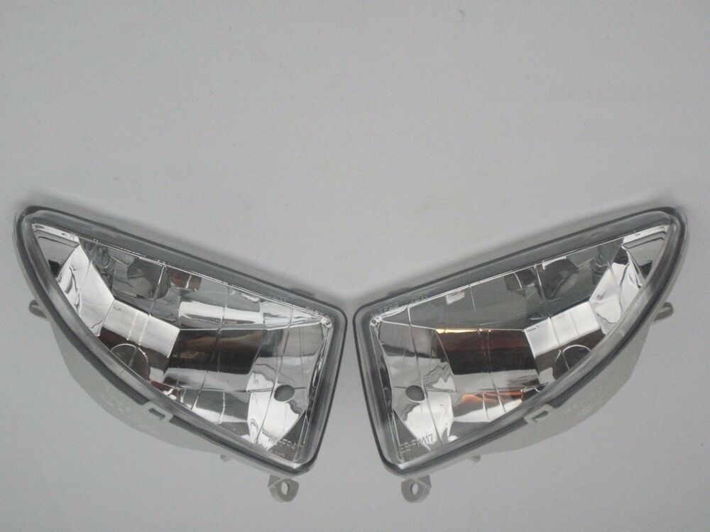 Ford Focus Fog Lights Lamps Left Amp Right Pair 2000 2001