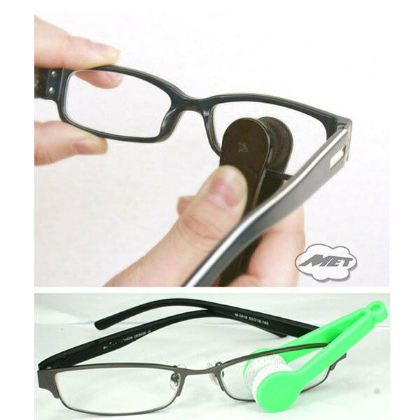 5xSoft Eye Glasses Lens Cleaning Cleaner Wipe Spectacles ...
