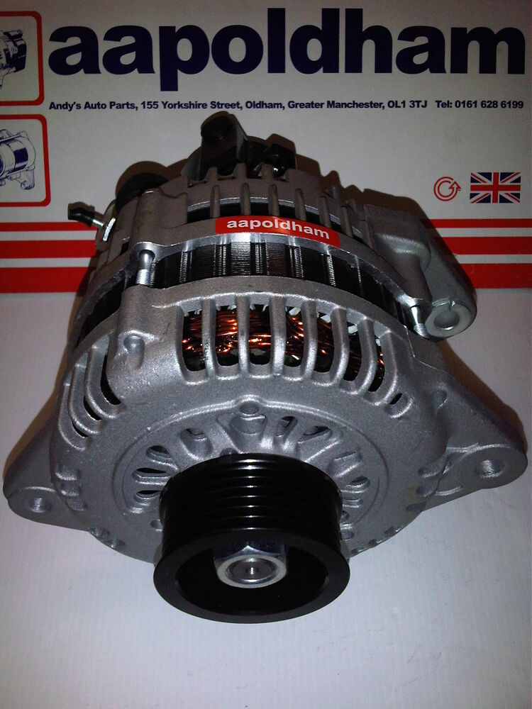 vauxhall astra g corsa c 1 7 td dti diesel new alternator vac pump 1999 2004 ebay. Black Bedroom Furniture Sets. Home Design Ideas