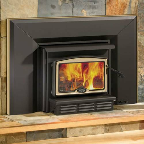 Osburn 1100 High Efficiency EPA Wood Insert EBay