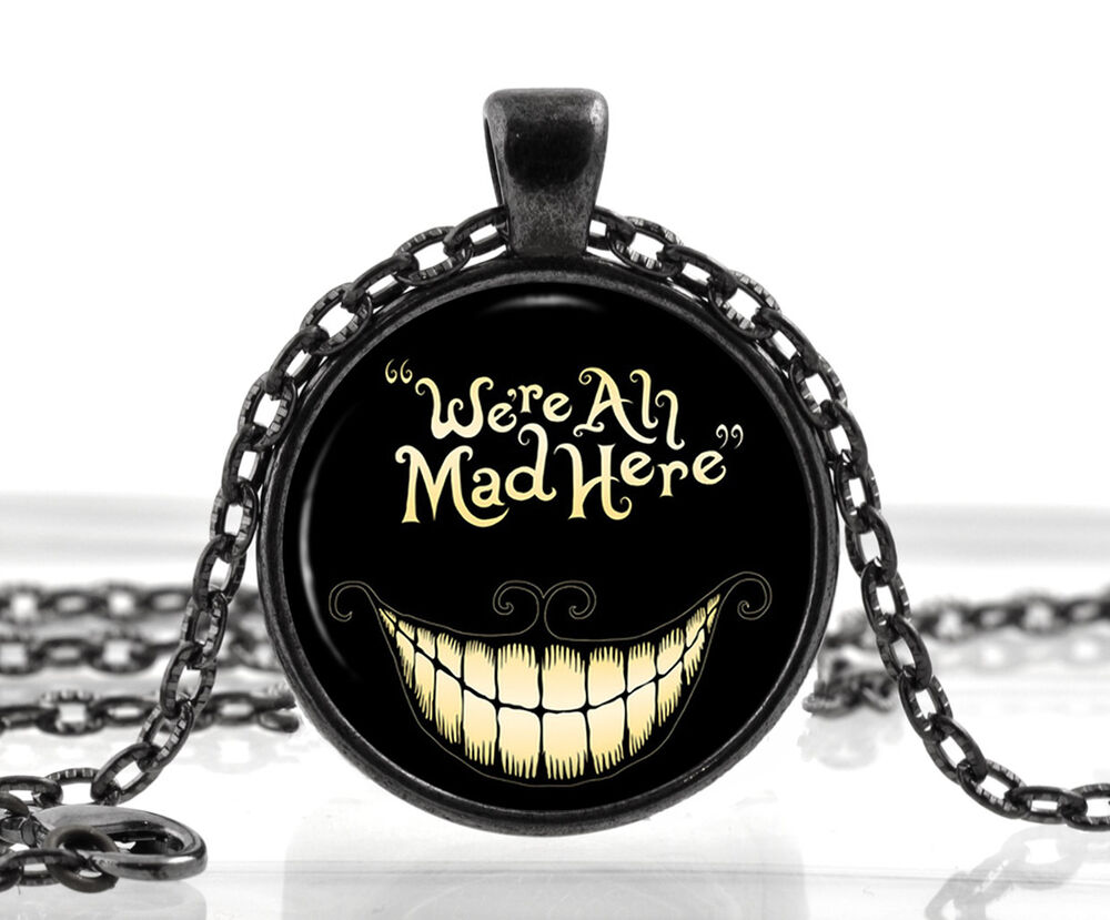 Collier Cheshire Cat