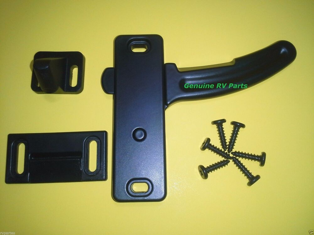 Trimark Screen Door Latch Right Hand Aluminum Alloy For Rv
